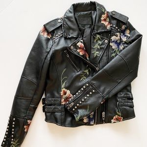 BlankNYC embroidered jacket